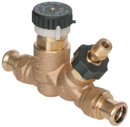 PS605 Bronze circulation valve