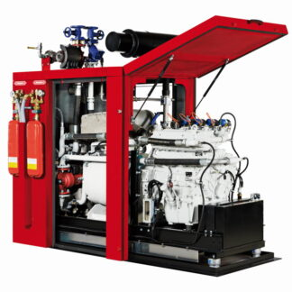 Remeha ELW 50-100 Combined Heat and Power Engine