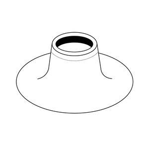 152258 | Ideal universal weather collar FF | Caradon