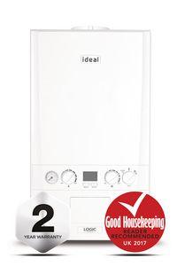 213981   IDEAL LOGIC COMBI C30 BLR ONLY ERP NEW   Caradon
