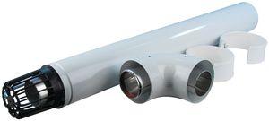 2359029 | Vokera universal - flue standard horizontal flue kit | Vokera