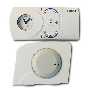 5117392   Potterton 5117392 radio frequency controlled wireless room thermostat   Baxi