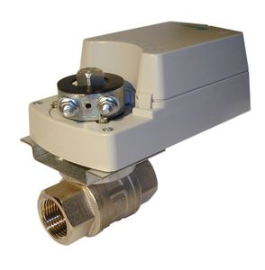 EB32-2D | Electro Controls eb-32-2d ball valve 2 way 32mm 1.1/4 | Blacks Teknigas Electro Controls