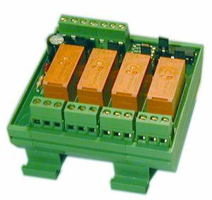 EROV4   Electro Controls erova relay override module 24vac/dc   Blacks Teknigas Electro Controls