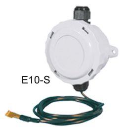 ES-10K3A1   Electro Controls es 10k3a1 strap on sensor ip65   Blacks Teknigas Electro Controls