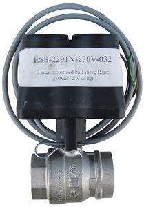 ESS-2291N-230V-032   ESBE 1 1/4' 2 way valve & actuator 230v (1)   ESBE Limited