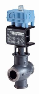 MXG461.25-8.0/C | Siemens mxg 461 25mm/c 3port valve+actuator kv=8.0 | Siemens
