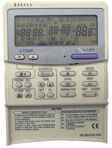 RBC-AMS41E   TOSH 7DAY REMOTE CONTROLLER RBC-AMS41E   Toshiba