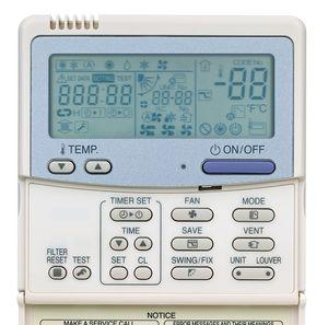 RBC-AMT32E | TOSH STND REMOTE CONTROLLER RBC-AMT32E | Toshiba