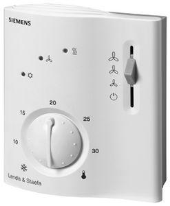 RCC20   Siemens rcc 20 2 pipe fcu controller + fan switch   Siemens