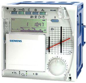 RVL482 | Siemens rvl 482 heating controller + dhw | Siemens
