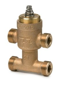VMP47.15-2.5S   Siemens vmp 47.15 3/4' 4port fcu valve kv=2.5   Siemens