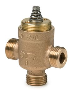 VXP47.15-2.5 | Siemens vxp 47.15 3/4' 3port fcu valve kv=2.5 | Siemens