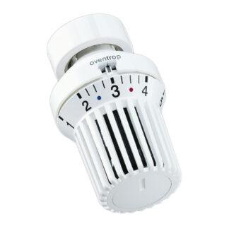 101 13 65 | Oventrop | Uni XH Thermostat: White liquid M30 x 1.5 O-setting