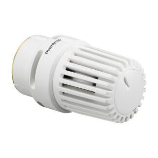 101 14 10 | Oventrop | Uni LHB Thermostat: White Liquid filled: Direct M30x1.5