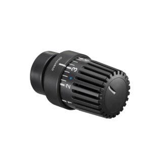 101 14 67 | Oventrop | Uni LH Thermostat: Black Liquid Filled: Direct M30x1.5