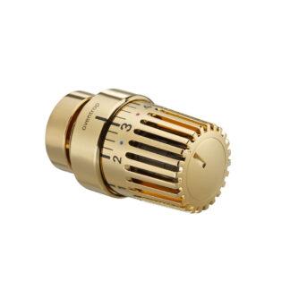 101 14 68 | Oventrop | Uni LH Thermostat: Gold Liquid Filled Direct M30x1.5