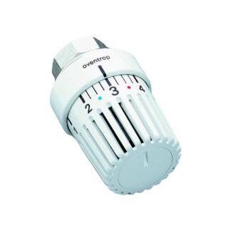 101 14 65 | Oventrop | Uni LH Thermostat: White Liquid Filled: Direct
